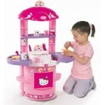 Детская кухня Hello Kitty Smoby